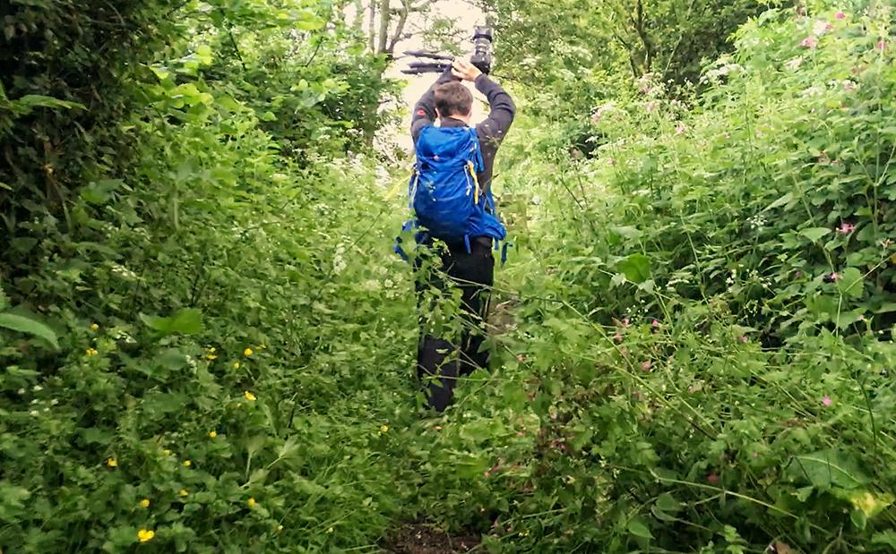 """Shooting in Action – Tipps und Tricks rund um Fotografie und Bildbearbeitung auf Einstellungssache. Teil 2 der Serie """"Mit der Kamera entlang Englands Südküste"""" Credit: Martin Zaunfuchs"""