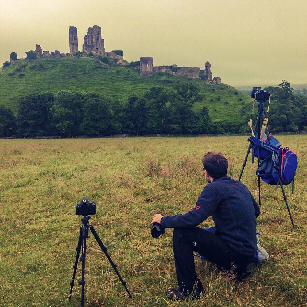 """Shooting in Action – Tipps und Tricks rund um Fotografie und Bildbearbeitung auf Einstellungssache. Teil 3 der Serie """"Mit der Kamera entlang Englands Südküste"""" Credit: Martin Zaunfuchs"""